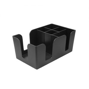 Bar Caddy 6-parts black