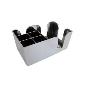 Bar Caddy 6-parts chrome