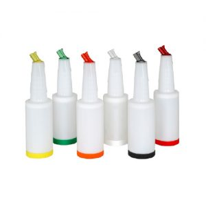 Save & Pour set 2 liter in 6 different colors