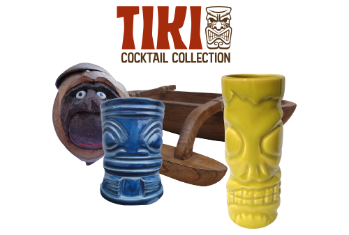 Tiki Cocktail Collection